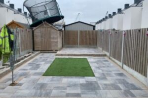 Fine and Country Paving Working in Horley, Surrey