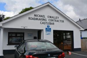 Michael O'Malley Tarmacadam Contractors Limited