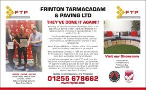 FTP Frinton Tarmacadam and Paving LTD